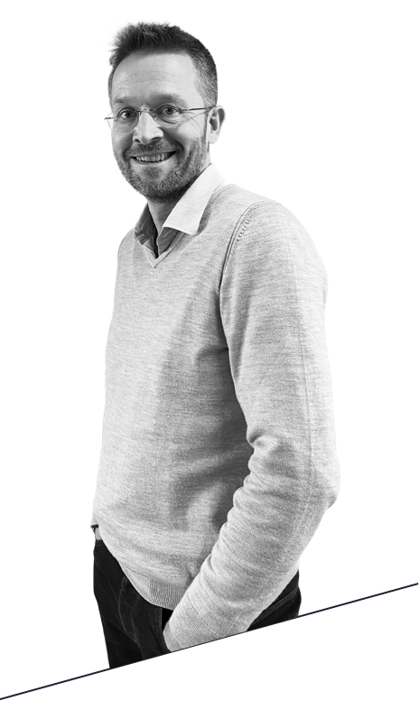 Charlie Attenborough, Chief Marketing and Commercial Officer