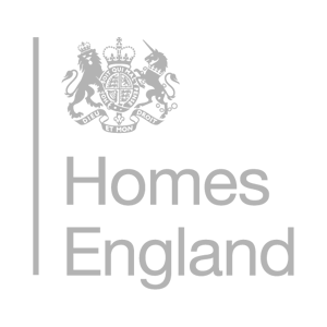 Homes England logo