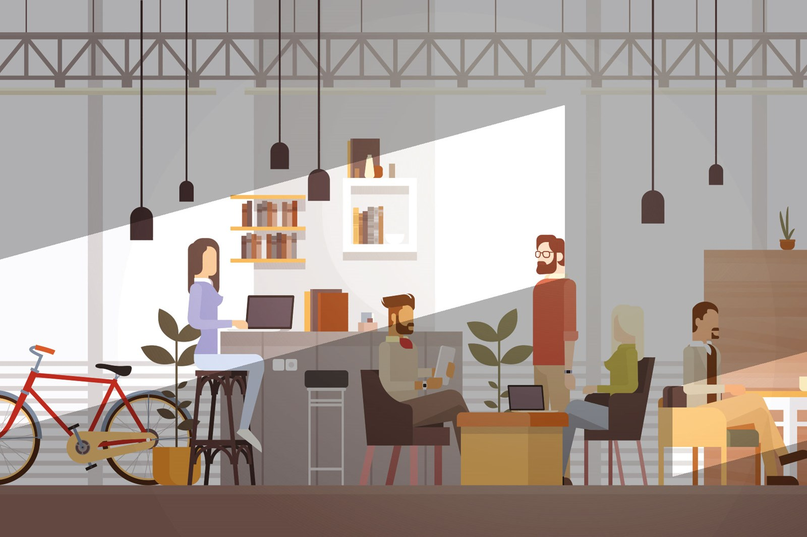 Better service, happier customers: How digital technology is driving the future of flexible workspaces