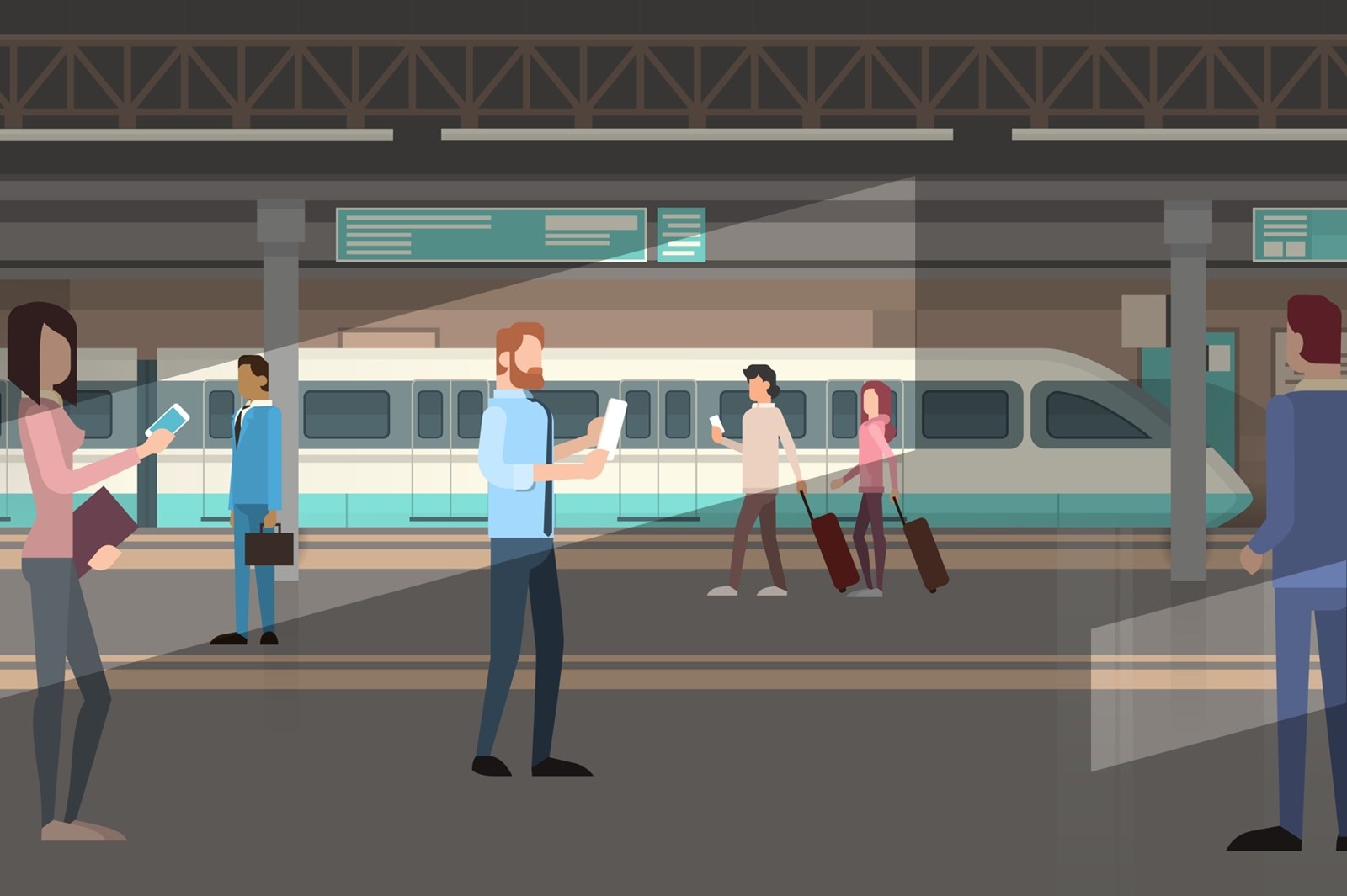 Less pain on the train: How digital technology can improve the customer experience for UK rail passengers